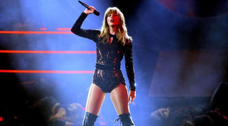 Taylor Swift es la celebridad mejor pagada