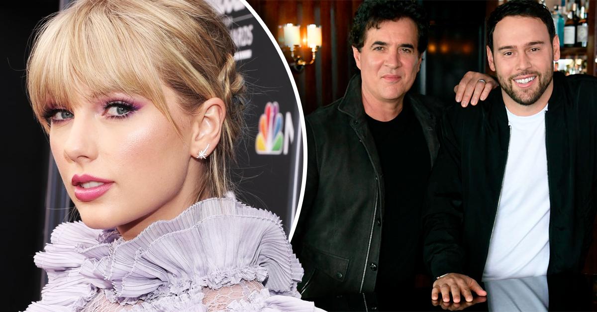 Taylor Swift explota contra Braun y Borchetta, los llama 'manipuladores tóxicos'