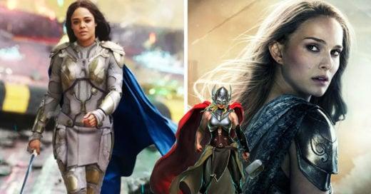 Natalie Portman será la primera mujer Thor y Valquiria es oficialmente una heroína LGBTQ