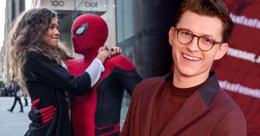 Tom Holland habla sobre la posibilidad de interpretar a un Spider-Man homosexual