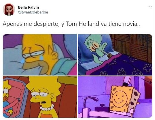 Escenas de Los Simpson llorando