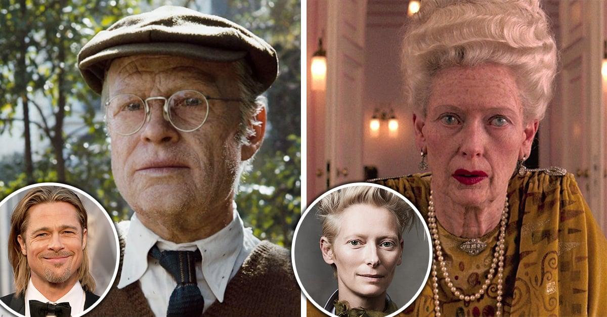 10 Actores que interpretaron a personajes mucho más viejos que ellos