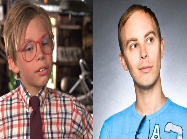 Mathew McCurley como Nubieen la película los pequeños gigantes y después como creador de videojuegos