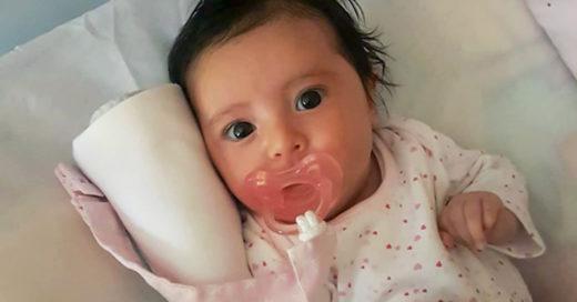 Bebé de Portugal podrá recibir tratamiento gracias a las redes sociales