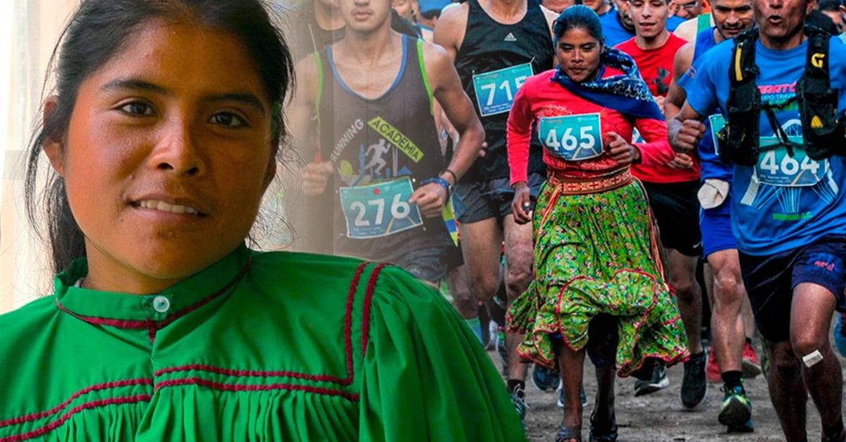 Neflix presentará la historia de Lorena Ramírez, ultramaratonista rarámuri