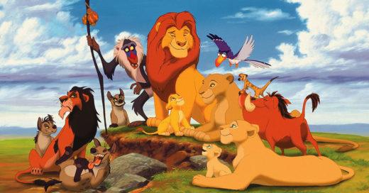 Datos curiosos del rey leon