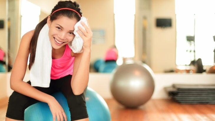 Se recomienda tomar un baño después del ejercicio
