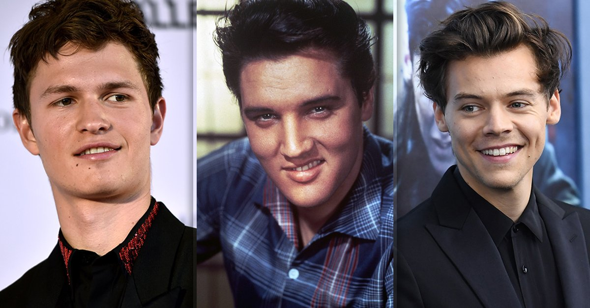Harry Styles y Ansel Elgort en disputa por interpretar a Elvis Presley en una biopic