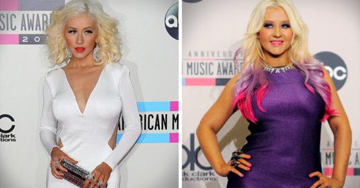 13 Celebridades que subieron de peso casi sin darse cuenta