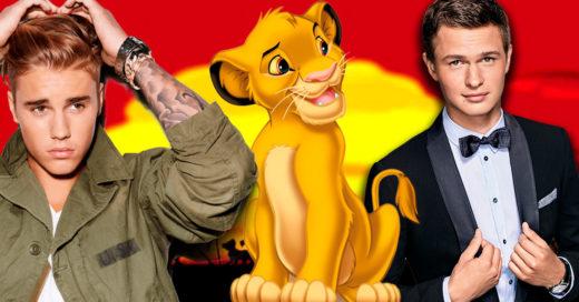 15 famosos que nacieron el año de estreno de El Rey León