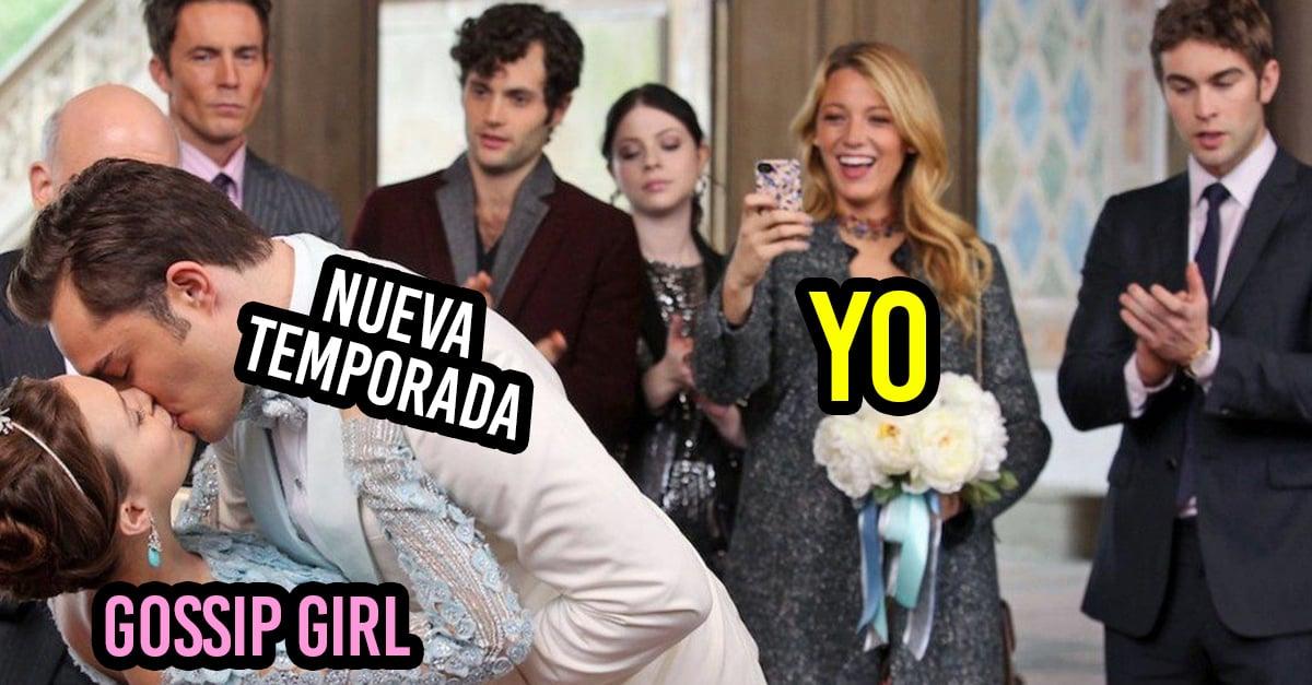 'Gossip Girl' está de vuelta con una nueva temporada