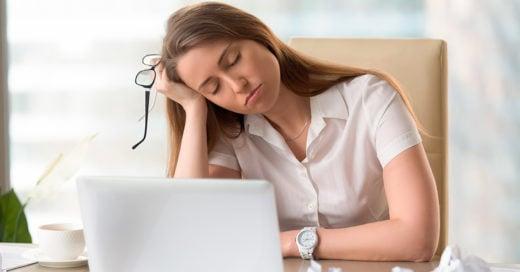 Tus compañeros de trabajo te provocan cansancio