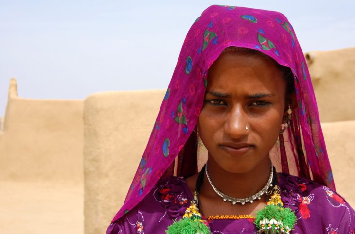 Las mujeres de La India se están quitando el útero