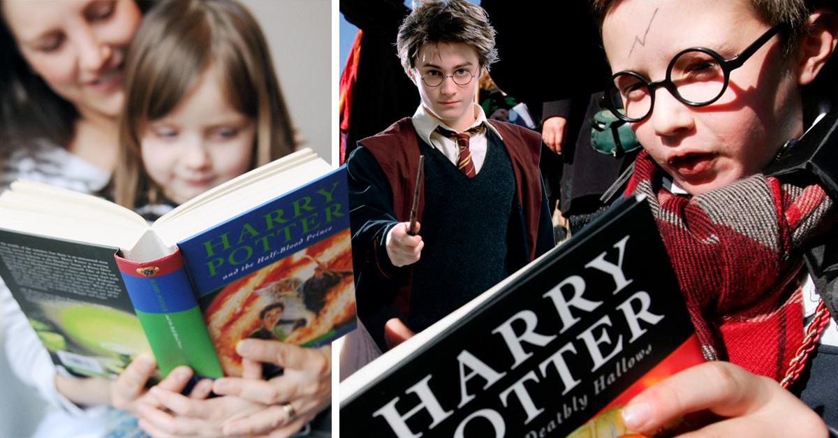 Leer saga de Harry Potter fomenta la tolerancia en los niños