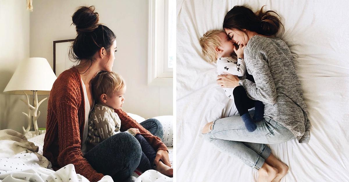 Tener un bebé cuesta seis años de buen sueño