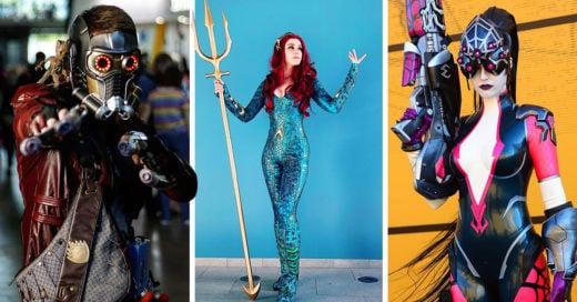 15 Cosplay que impresionan debido a su complejidad y creatividad