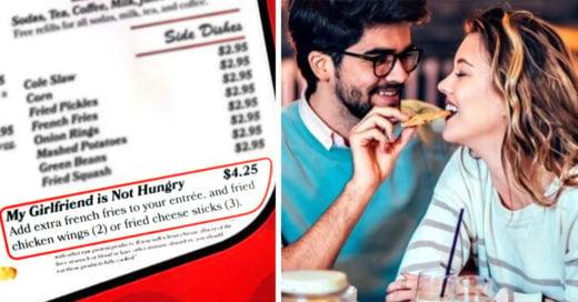 'Mi novia no tiene hambre', el platillo que se volvió viral