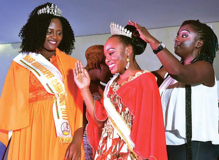 Miss discapacidad es un concurso de belleza en donde mujeres pueden mostrarse al mundo