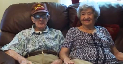 Tras 71 años de matrimonio pareja muere el mismo día