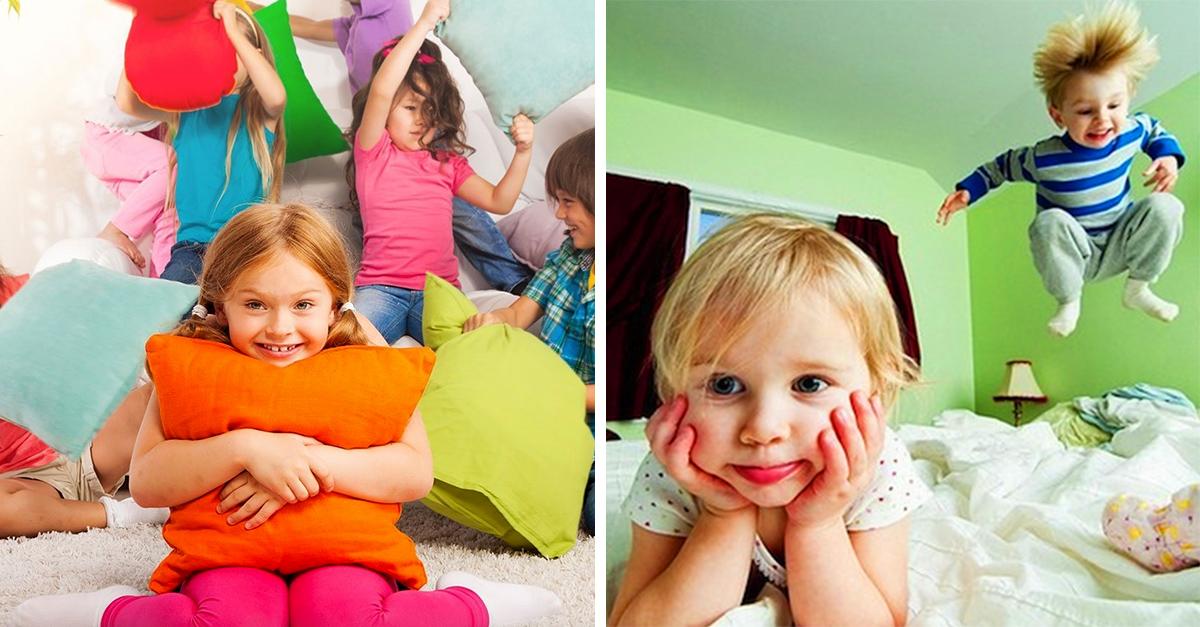 Niños ruidosos son los más felices: psicólogos