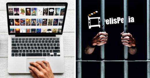 Dueños de Pelispedia fueron sentenciados a más de tres años de prisión