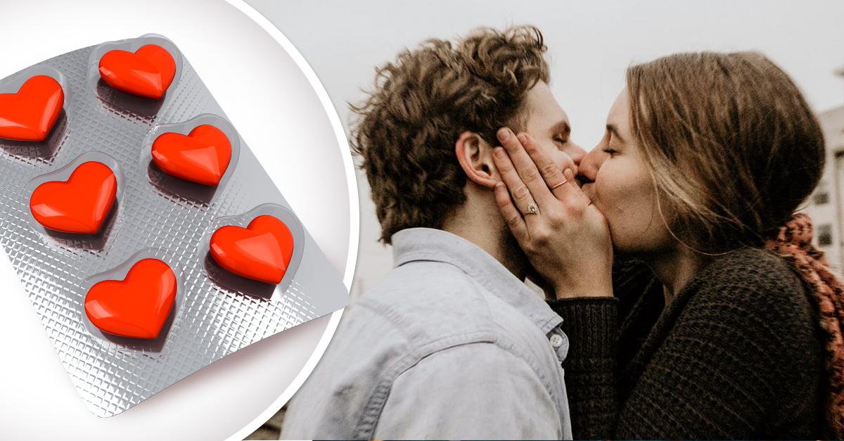 Crean pastillas para enamorar a esa persona especial