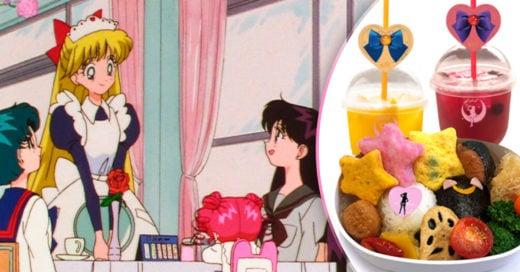 Abre restaurante de 'Sailor Moon' con show en vivo en Tokio
