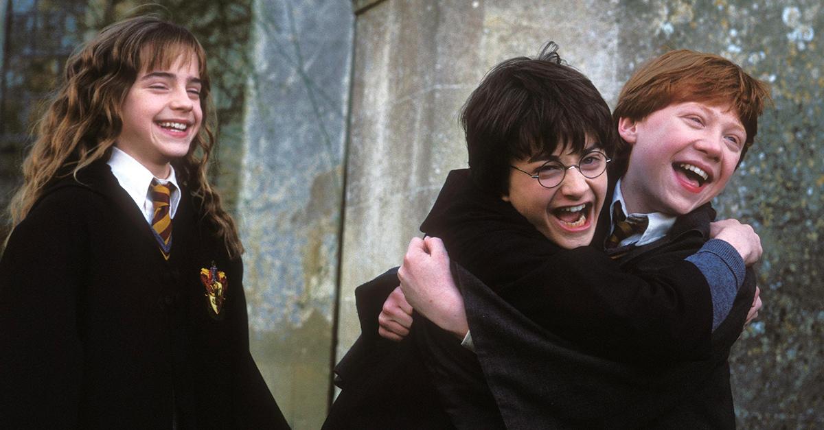 Alerta potterhead: Warner Bros podría estar planeando una serie de 'Harry Potter'