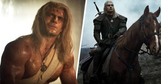Henry Cavill se roba las miradas en el tráiler de la nueva serie 'The Witcher'