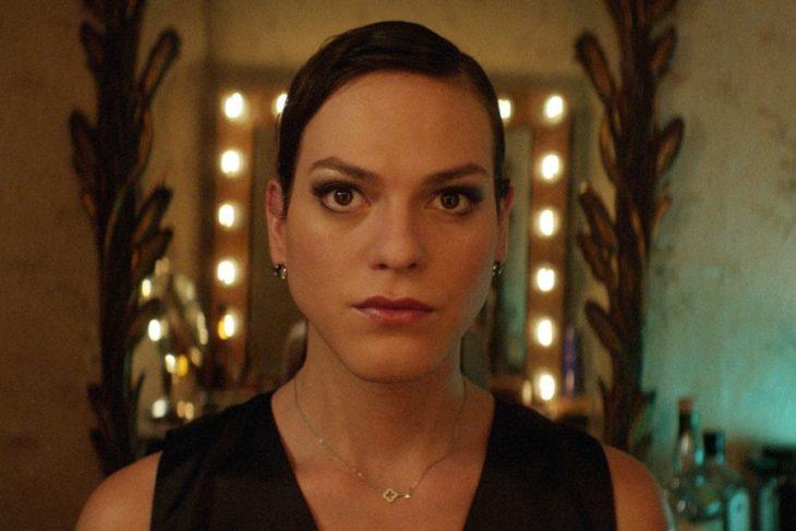 Daniela Vega como Marina Vidal en Una mujer fantástica