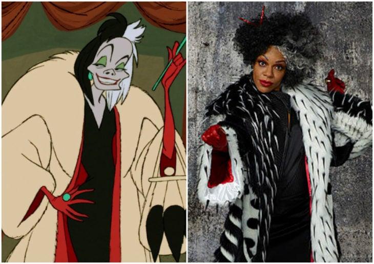 Wendy Raquel Robinson como Cruella De Vil de Descendientes