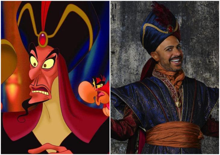 Maz Jobrani como Jafar de Descendientes