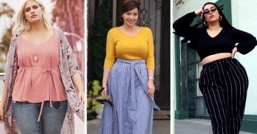 25 Looks que te harán sentir orgullosa de tus curvas