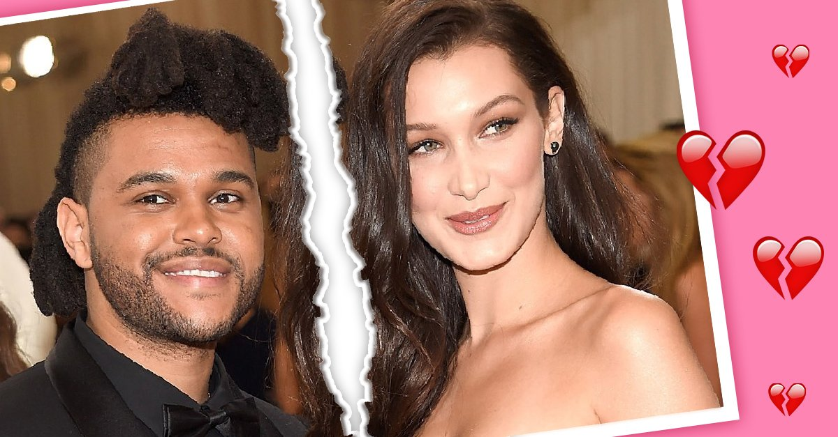 The Weeknd y Bella Hadid terminan su relación por segunda vez