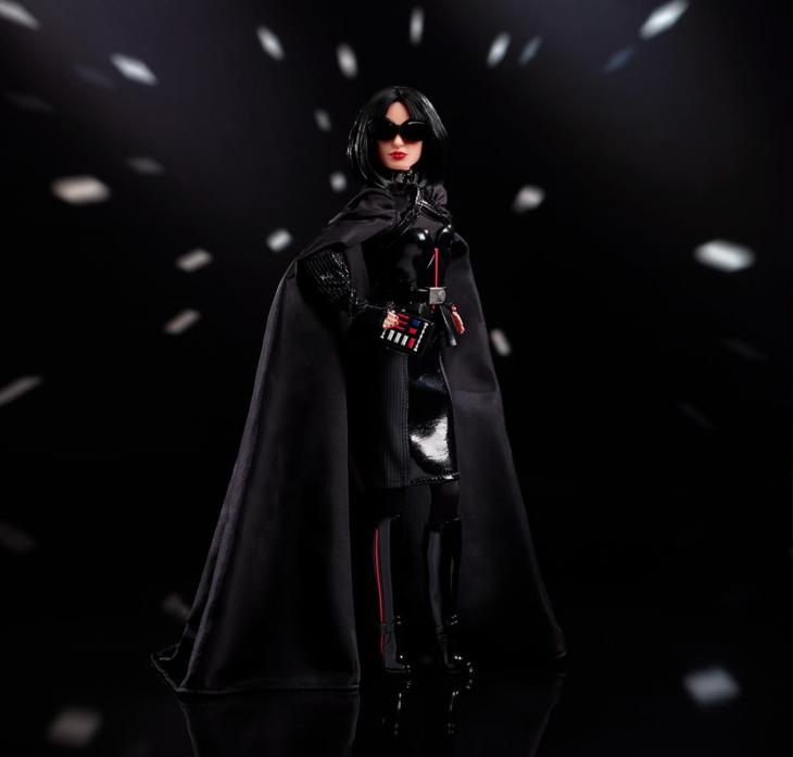 Barbie Darth Vader