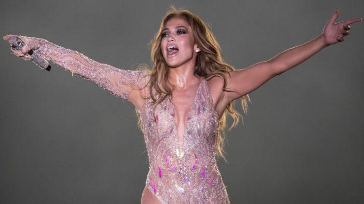 Jennifer Lopez concierto en Egipto