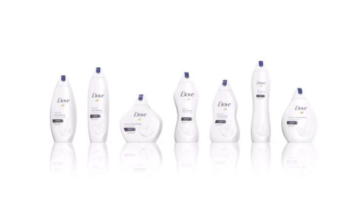 Nuevos envases de Dove