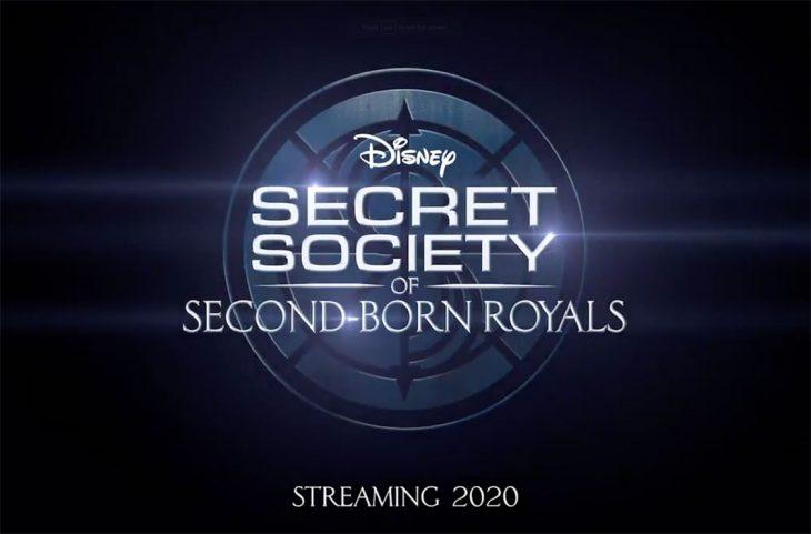 Estrenos de Disney+; The secret society af the second born royals
