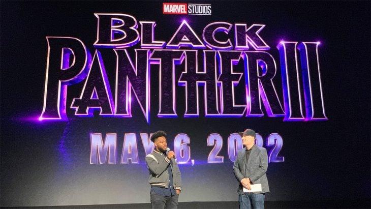 Estrenos de Disney+; Black Panter 2