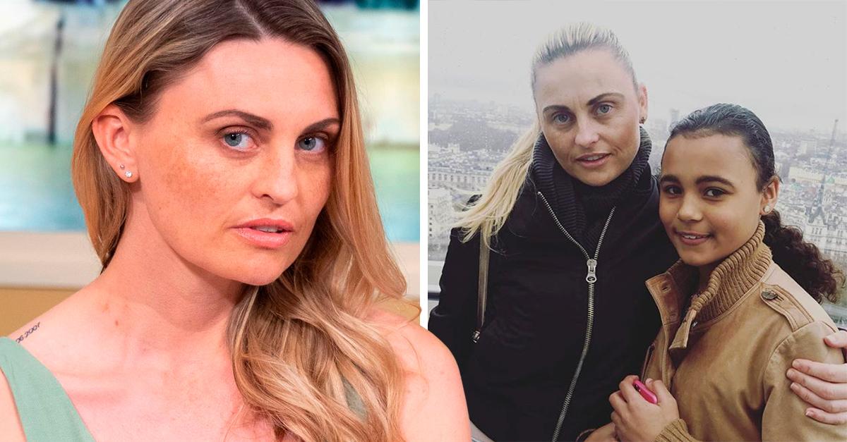 Ex modelo quiere que su hija se someta a cirugías para que sea perfecta
