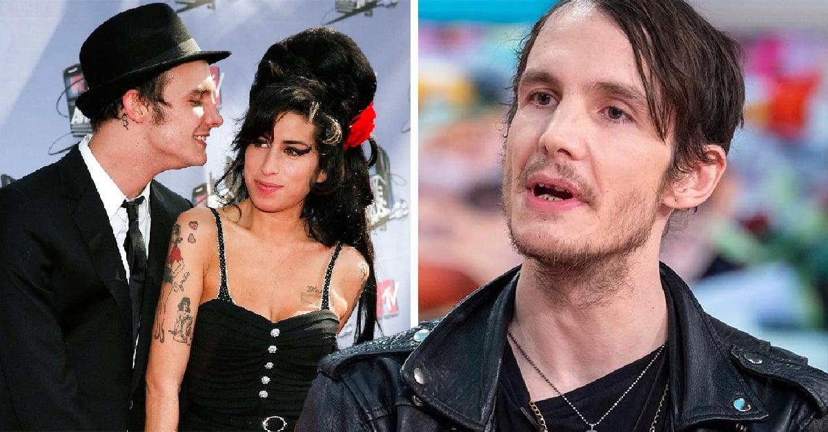 Exmarido de Amy Winehouse amenaza con mostrar fotos privadas de la cantante