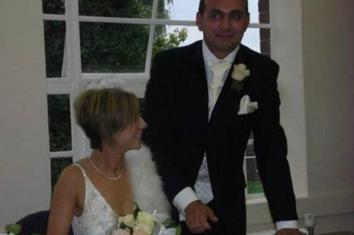 Kelly Hope y Dan Pyatt; mujer dona riñón a su exmarido aunque se divorciaron hace cinco años; pareja de recién casados