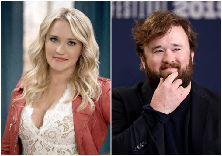 Emily y Haley Joel Osment