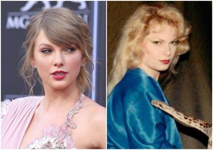 Taylor Swift y Zeena Schreck