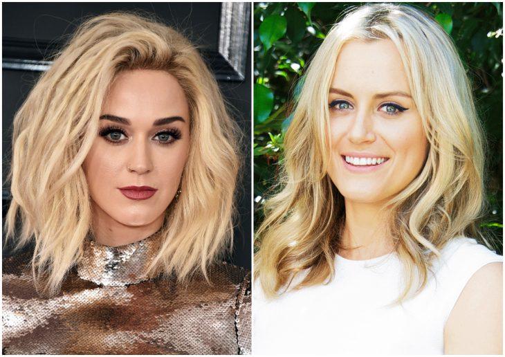 Katy Perry y Taylor Schilling