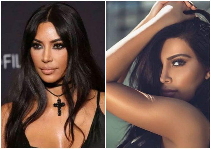 Kim Kardashian y Kamilla Osman