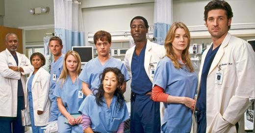'Los doctores', la versión mexicana de 'Grey's Anatomy'