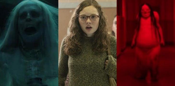 Zoe Margaret Colleti como Stella Nicholls de Historias de miedo para contar en la oscuridad