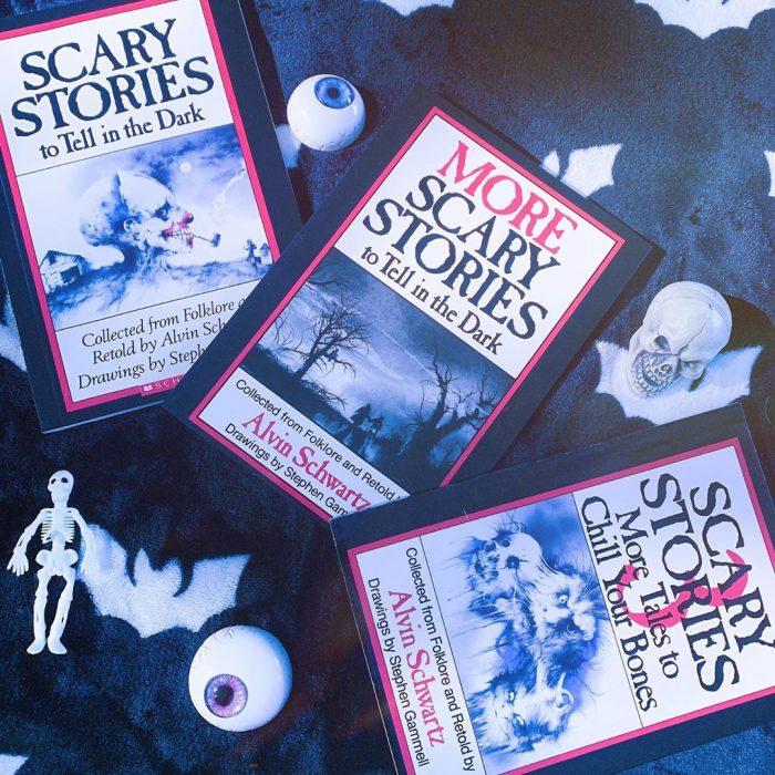 Antología de libros escritos por Alvin Schwartz