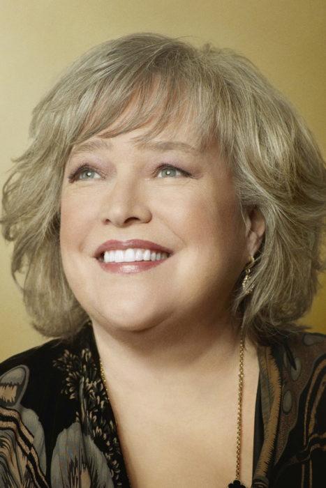 Kathy Bates tuvo cáncer de ovario y de mama
